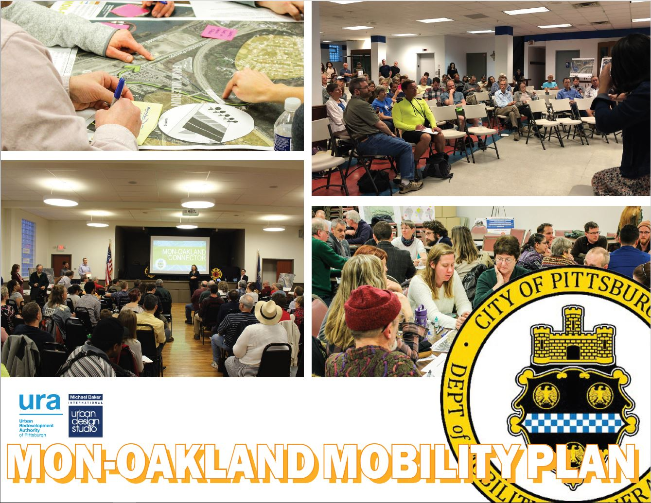 Mon-Oakland Mobility Plan Study Report Cover